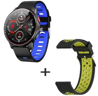 Lemfo L6 Smartwatch - Leading Multi-purpose Functionality: Sports and Life image 2