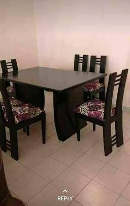 7 Piece Dining Table Set image 3