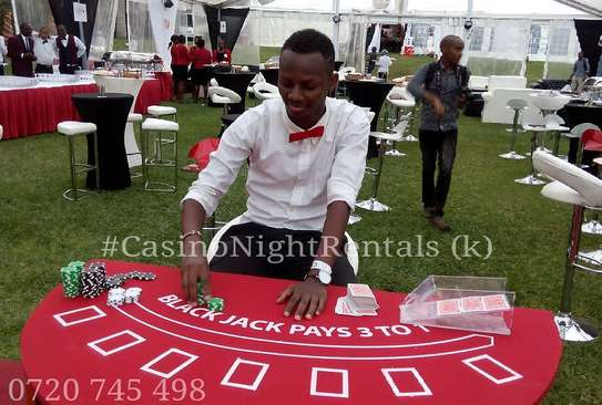 Casino Tables for Rental image 10