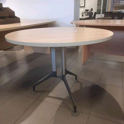1.2M Diameter Conference Table image 1