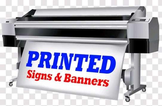 Banner printing image 1