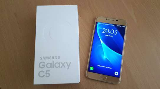 Samsung Galaxy C5 32GB image 1