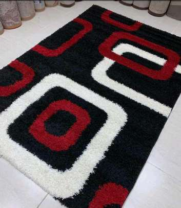 Turkish excuisite shaggy carpets image 4
