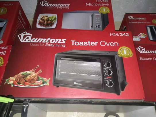 Toaster oven image 1