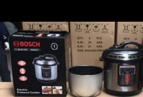 Electric pressure cooker image 1