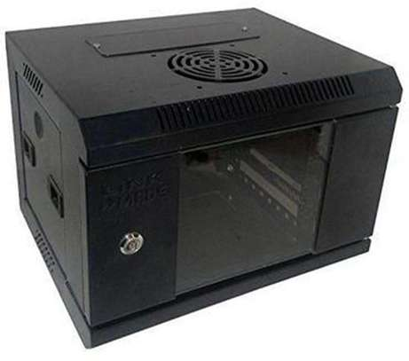 4U 600mm By 450mm Data Cabinet image 1
