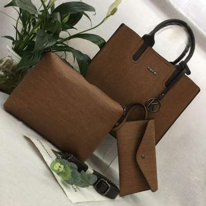 Stylish handbag set
