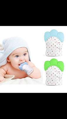 Mitten teether at 750kshs