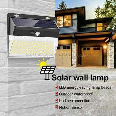 262 LED Solar Motion Sensor Lights Outdoor image 12