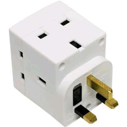 UK Multi Plug image 1