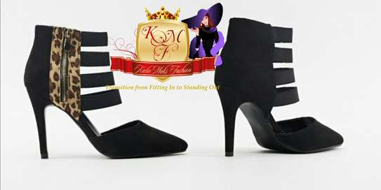 Stiletto Pointed Heels image 7