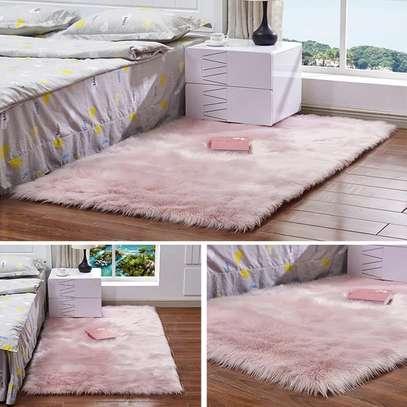 Colorful bedside mat image 6