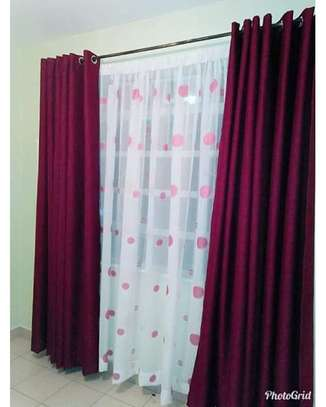 Unique classy curtains and sheers image 2