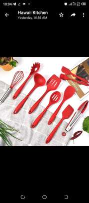 Silicone spoons image 1