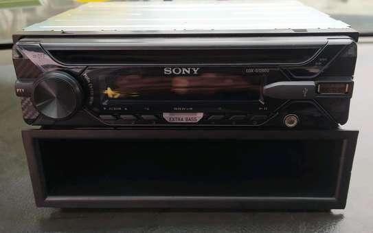 Sony Car radio system