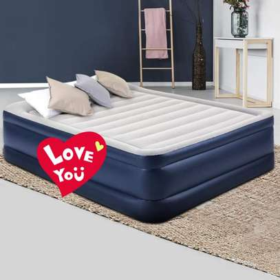 DOUBLE INFLATABLE MATTRESS image 1
