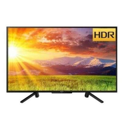 """Sony 43W66 F - 43"""" Smart Full HD LED (1080p) TV - HDR - Black image 1"""