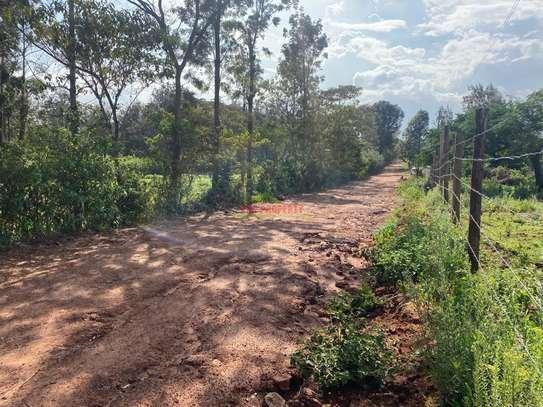 0.05 ha land for sale in Kikuyu Town image 9