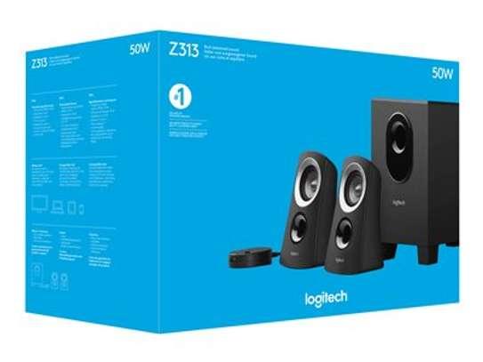 logitech Z313 speaker image 1