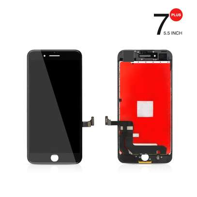 iPhone 7 Plus  Screen Replacement LCD Digitizer Full Assembly in Black