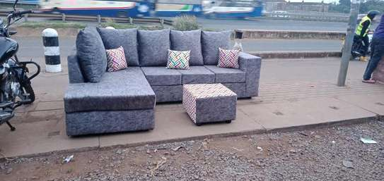 Sofa set made by hand wood and good quality material made image 8