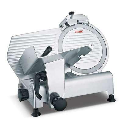 Meat Slicer Commercial | Electric Food Slicer | 10-inch Stainless Steel Blade image 1