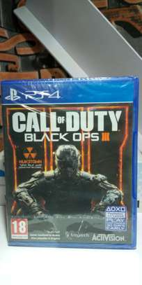 Call of Duty; Black Ops3 Ps4 Game image 1