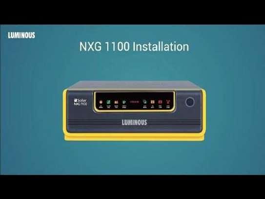 Luminous inverter 850va12v image 4