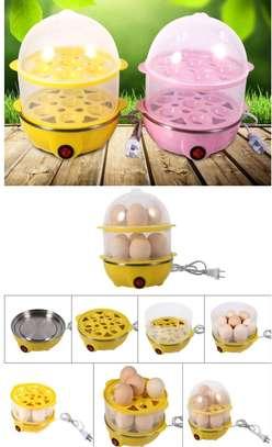 Egg boiler 2 in 1 image 1