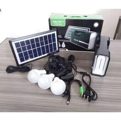 Home solar lighting system image 1
