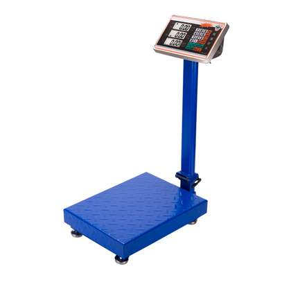 Folding Electronic Scale 150kg Commercial Pricing Scale