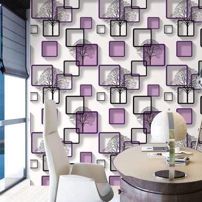 DECORATIVE WALL PAPERS image 4