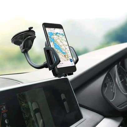 Phone Holder With Sunction