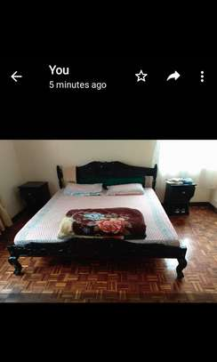 6x6 bed with heavy mattress