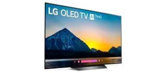 LG 55″ C8PUA 4K HDR Smart OLED TV w/ AI ThinQ® image 1