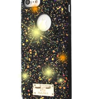 Puloka Glittering Luxurious Cases for iPhone 8,iPhone 8 plus image 1