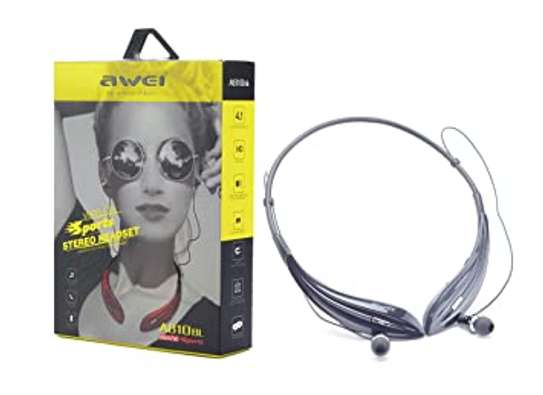 Awei A810BL wireless sports Headset image 1
