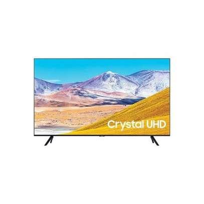 Samsung 50TU8000 50 inch Smart UHD Crystal 4K LED TV Black 50 inch image 1