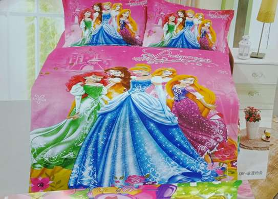 Cartoon theme kids duvet image 7