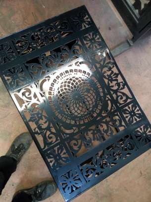 Laser Cut Coffee Table image 3