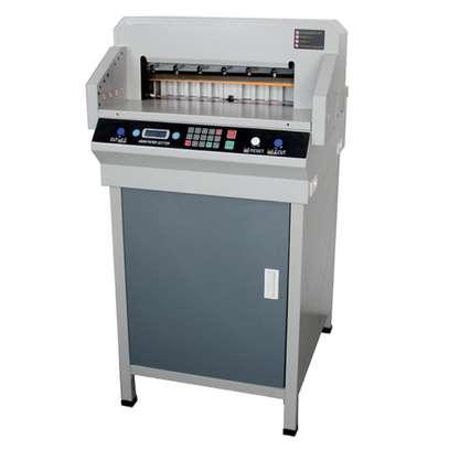 High precision 480VS+ paper cutter price image 1