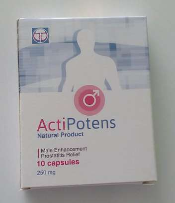 Actipotens, Restore Male Health Naturally