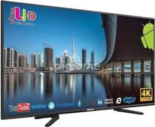 Nobel 55 inch Android Smart 4k TV image 1