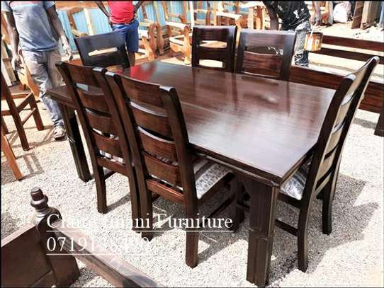 dining Table seater image 2
