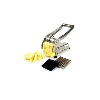 Potato Chipper Slicer Chip Cutter image 1