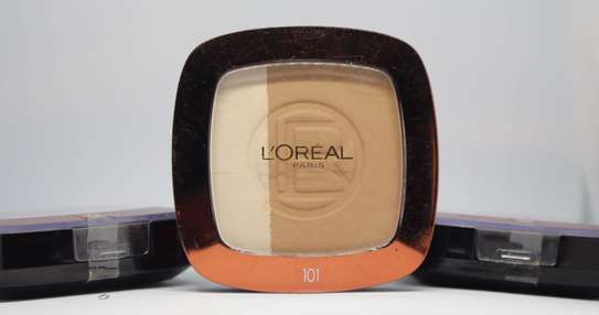 Loreal Glam Bronze Duo Powder 101 image 4