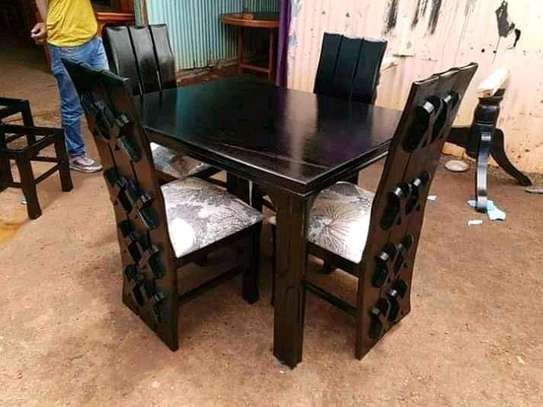 4 Seater dining image 1