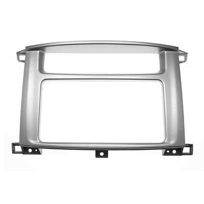 Top 202*102mm Double Din 1998-2008 Toyota LAND CRUISER 100 Lexus LX-470 Car Radio Fascia Surround Panel Trim Bezel DVD Frame image 1