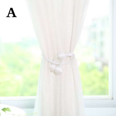 Curtain holders for your curtains image 1