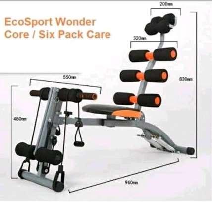 Six pack care/gym machine/exercise machine image 5